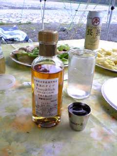 ニッカの原酒