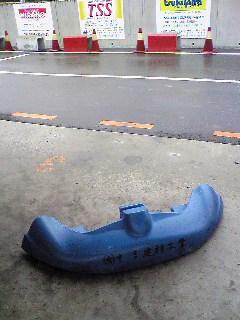 雨のワケ(^_^;)